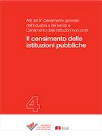 Il censimento delle istituzioni pubbliche