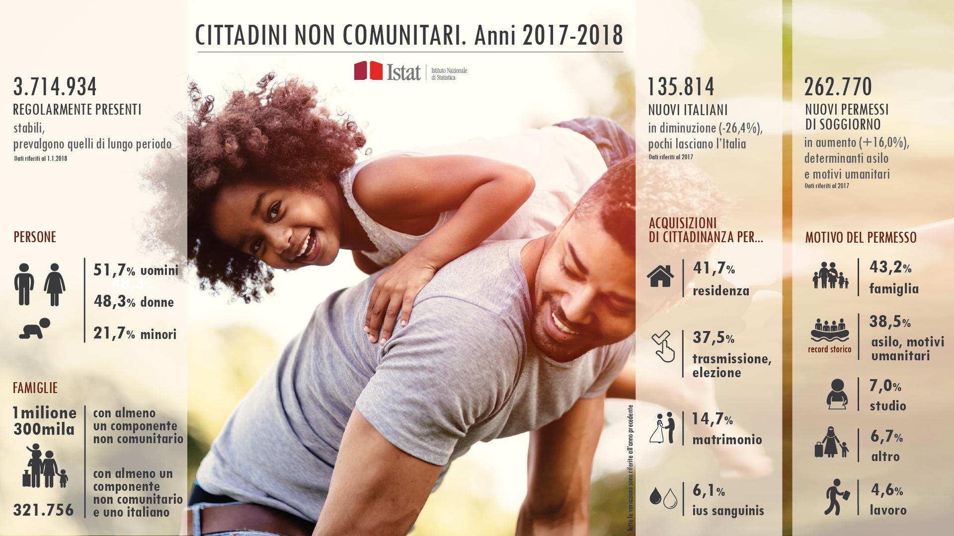 I dati Istat \
